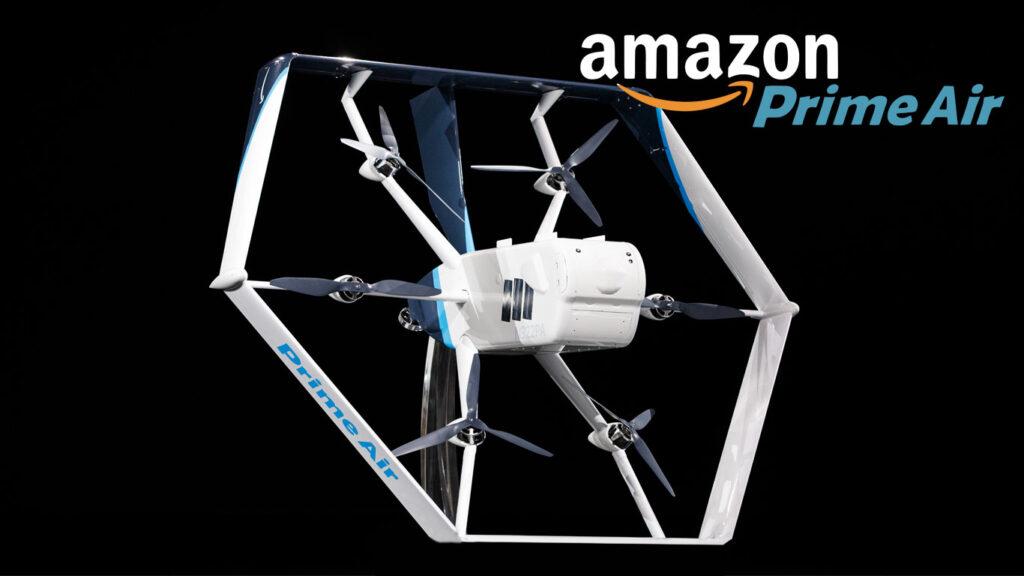 ultimo drone di amazon
