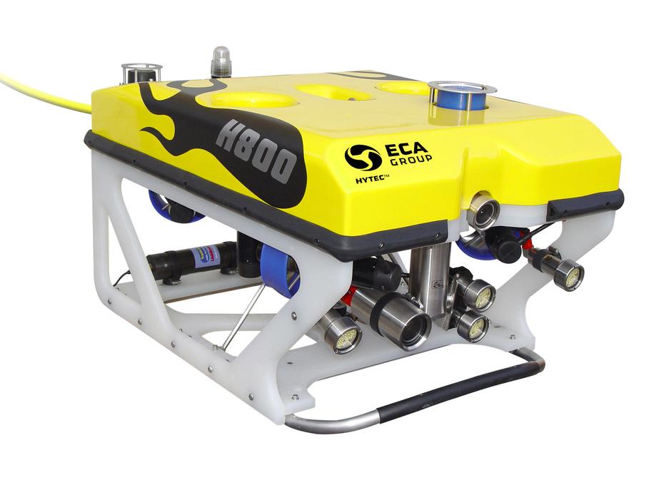 droni subacquei ROV classe I da osservazione