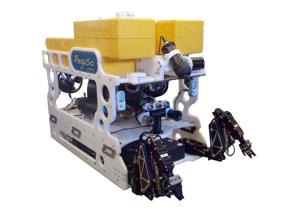 droni subacquei ROV classe II da osservazione con payloads