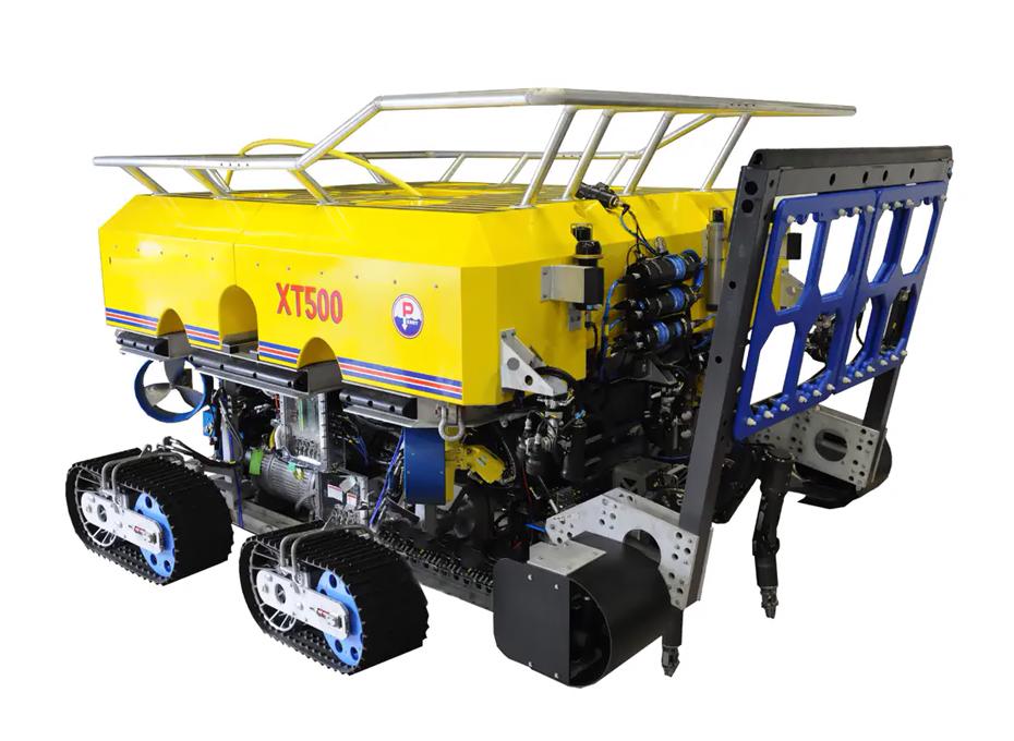 droni subacquei ROV classe IV trencher