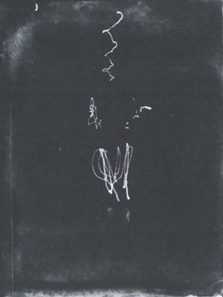 Georges Demeny e Etienne-Jules Marey light painting