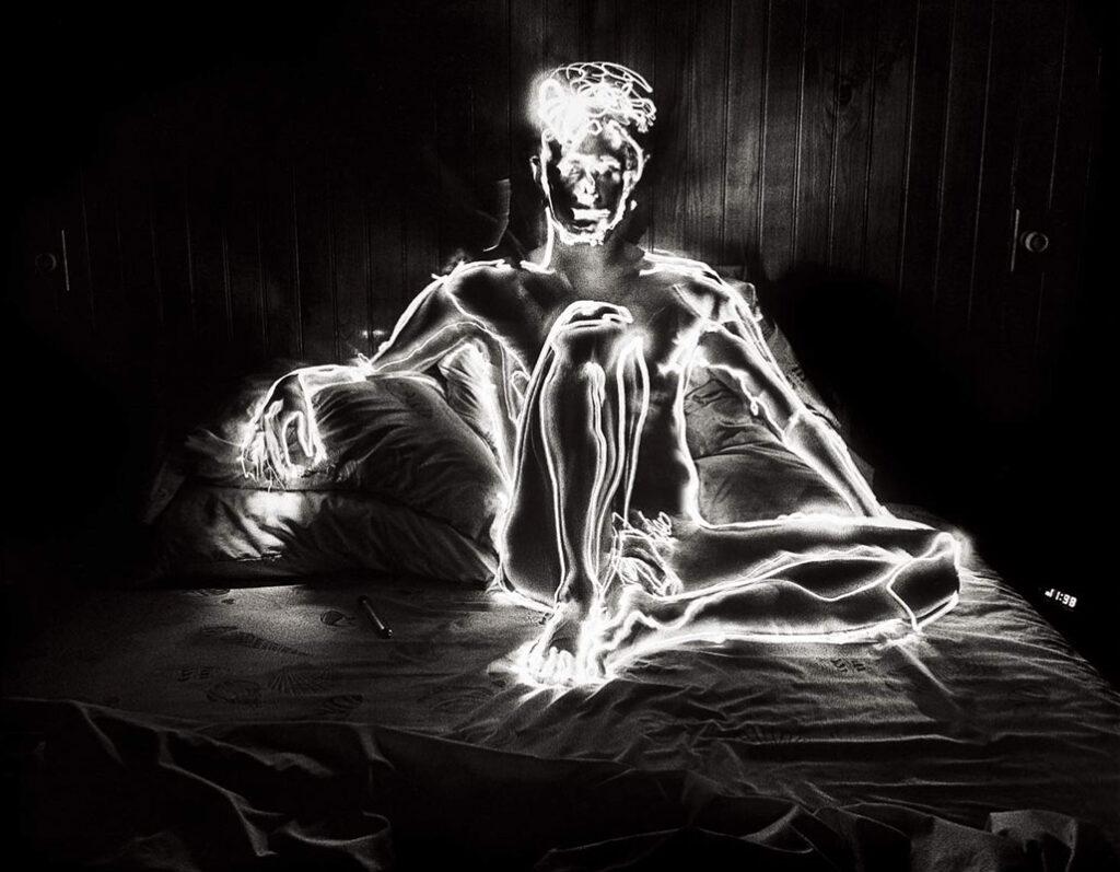 david lebe light painting